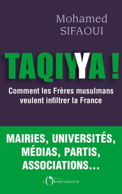 Taqiyya ! - 9791032906217 - 14,99 €