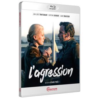 L'agression Blu-ray