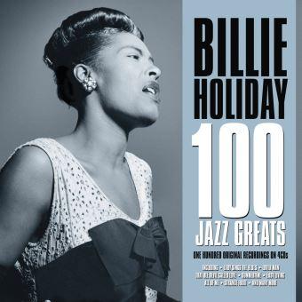 100 JAZZ GREATS/4CD