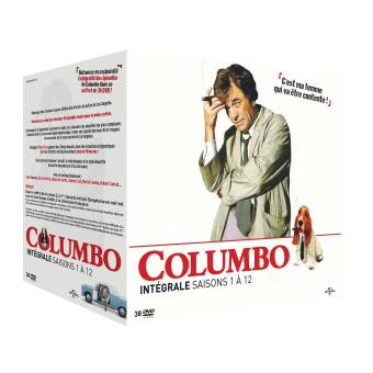ColumboColumbo - Coffret intégral des Saisons 1 à 12