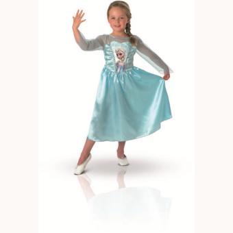 Déguisement Elsa Frozen La Reine des neiges Disney Taille L