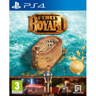 FORT BOYARD FR/NL PS4