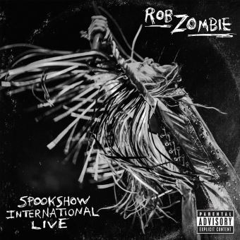 SPOOKSHOW INTERNATIONAL LIVE/2LP