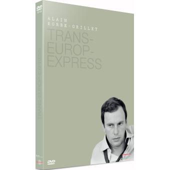 Trans-Europ-Express DVD