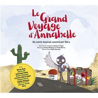 Le Grand Voyage d'Annabelle Digisleeve