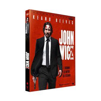 John WickJohn Wick 2 DVD