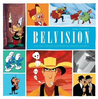 Belvision, le Hollywood européen du dessin animé