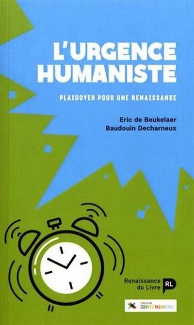 L´urgence humaniste - Renaissance Du Livre