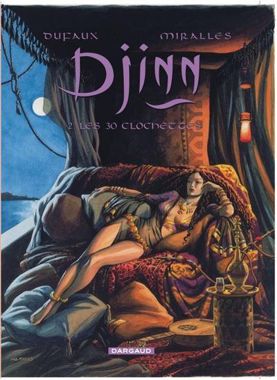Djinn - Les 30 Clochettes
