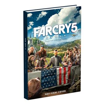 Guide Far Cry 5 Edition Collector