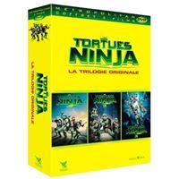 Les Tortues Ninjas La trilogie DVD