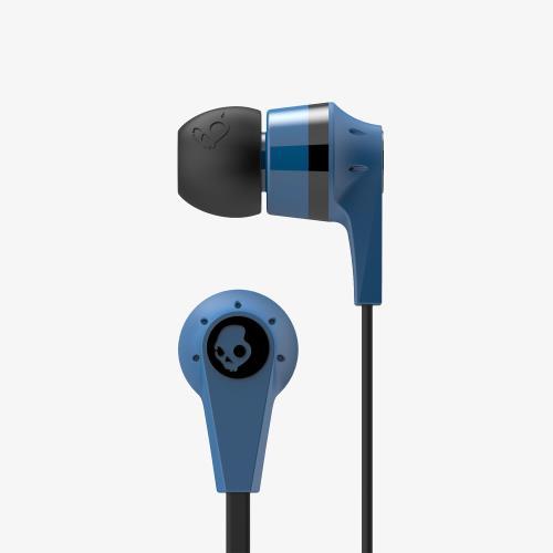 Ecouteurs intra-auriculaires Skullcandy Ink'd 2.0 Bleu et Noir