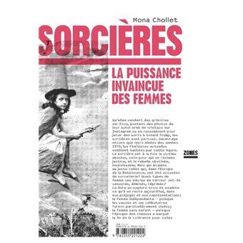 Sorcières La Puissance Invaincue Des Femmes Prix De Lessai