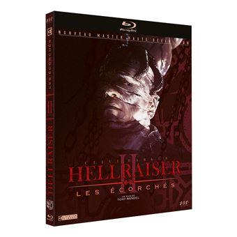 HellraiserHellraiser II : Les écorchés Blu-ray