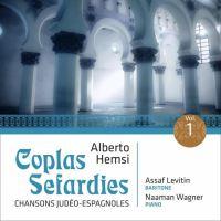 Coplas sefardies chansons judeo espagnoles vol 1