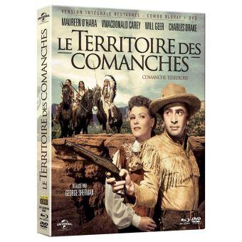 SUR LE TERRITOIRE DES COMMANCHES-FR-BLURAY