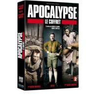 APOCALYPSE-14-18-HITLER 39-45-7 DVD-VF
