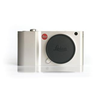Leica T camera system silver