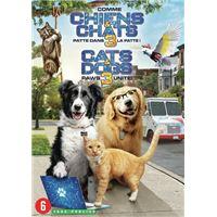 Comme chiens et chats 3 DVD