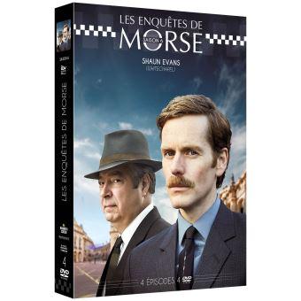 Les Enquêtes de MorseLes Enquêtes de Morse Saison 6 DVD