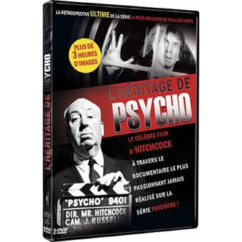 L'héritage de psycho DVD