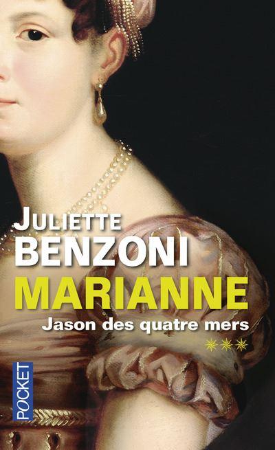 Marianne - tome 3 Jason des quatre mers