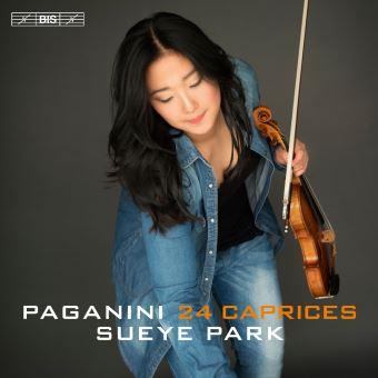 Niccolo Paganini, Sueye Park, Classique