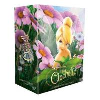 La Fée Clochette L'intégrale DVD