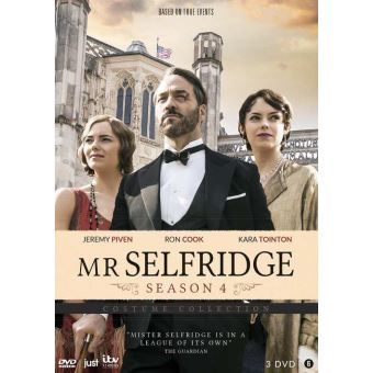 Mr SelfridgeMr. Selfridge Saison 4 Costume Collection DVD