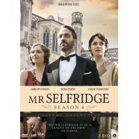 Mr. Selfridge Saison 4 Costume Collection DVD