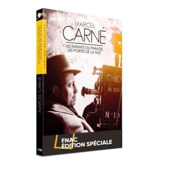 Coffret Les portes de la nuit et Les enfants du paradis Edition Spéciale Fnac DVD
