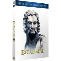 Excalibur - Premium Collection - Combo Blu-Ray + DVD