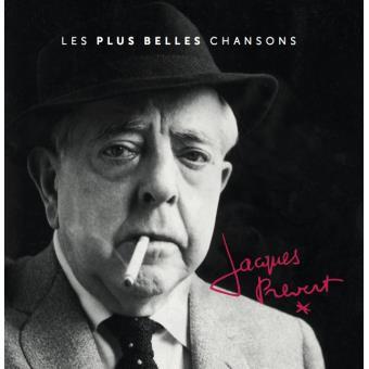 Les Plus Belles Chansons De Jacques Prévert