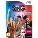 Let's Sing 2016 Hits Français Wii