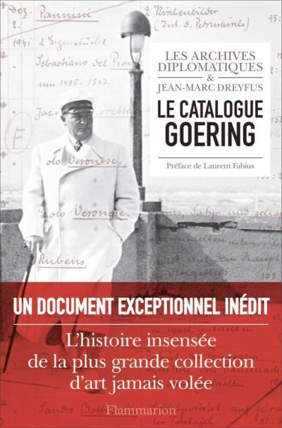 Le Catalogue Goering - 9782081373440 - 19,99 €