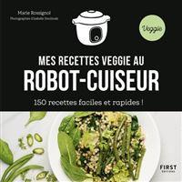 Mes recettes veggie au robot-cuiseur