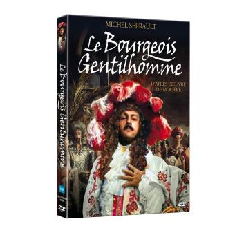 Le Bourgeois gentilhomme DVD