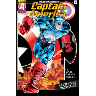 Captain AmericaCaptain America par Waid-Garney