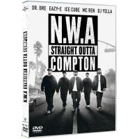 N.W.A Straight Outta Compton DVD