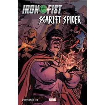 Iron Fist et Scarlet SpiderDamnation