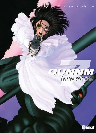 Gunnm - Édition originale - Tome 07 - 9782331033520 - 4,99 €