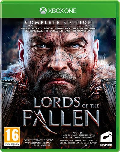 Lords of the Fallen Edition Complète Xbox One