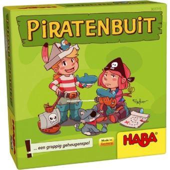 Supermini spel - Piratenbuit