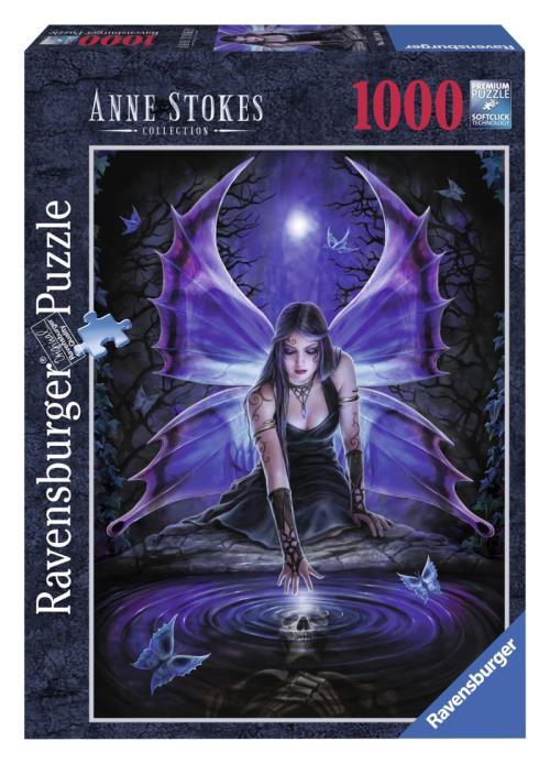 Puzzle 1000 Pièces Désir - Anne Stokes Ravensburger
