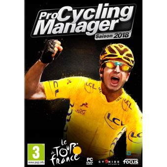 pro cycling manager 2018 pc jeux vid o achat prix fnac. Black Bedroom Furniture Sets. Home Design Ideas