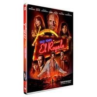 Sale temps à l'hôtel El Royale DVD