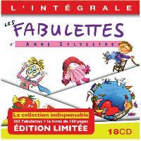 Les Fabulettes - Intégrale 18 CD - Edition limitée