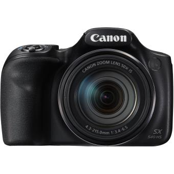 Canon Powershot SX540 HS Bridge Camera Black