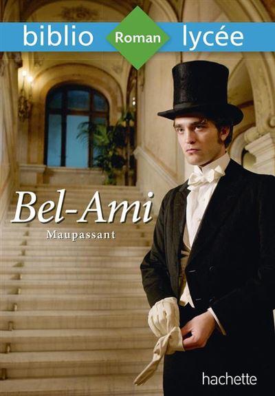 Bibliolycée - Bel-Ami, Maupassant - Bibliolycée - Bel-Ami, Maupassant - 9782016262481 - 3,49 €