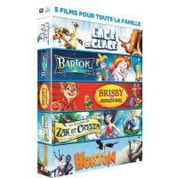 L'âge de glace - Bartok, le magnifique - Brisby et le secret de Nimh - Les aventures de Zak et Crysta - Horton Coffret 5 DVD